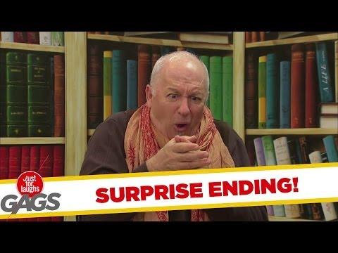 Book with Surprising Ending! - Youtube