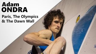 Interview | Adam Ondra on Paris, The Olympics and Yosemite by OnBouldering