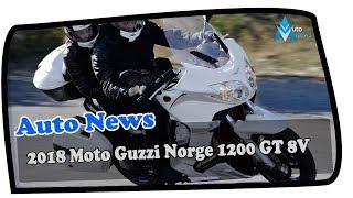 4. MUST WATCH !!!2018 Moto Guzzi Norge 1200 GT 8V Price & Spec