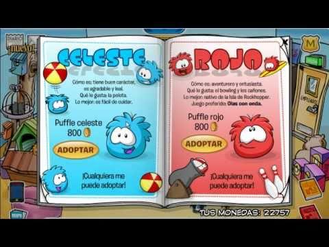 La historia de mi Puffle