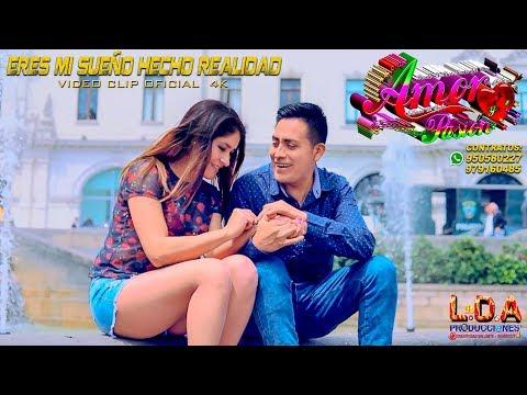 Videos de amor - ERES MI SUEÑO HECHO REALIDAD - AMOR Y PASION - Nuevo Video Clip 4K 2019 L.D.A PRODUCCIONES