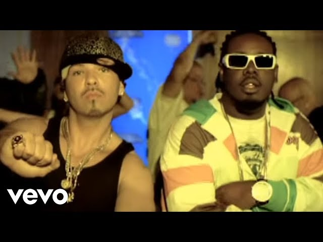 Baby Bash - Cyclone ft. T-Pain