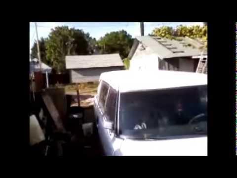 Rustoleum Spot Repair, 1975 Cadillac Hearse
