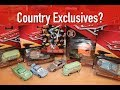 Country Exclusives? Radiator Springs Classic & Deluxe (Distribution Chat)