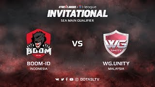 Boom-ID против WG.Unity, Вторая карта, SEA квалификация SL i-League Invitational S3