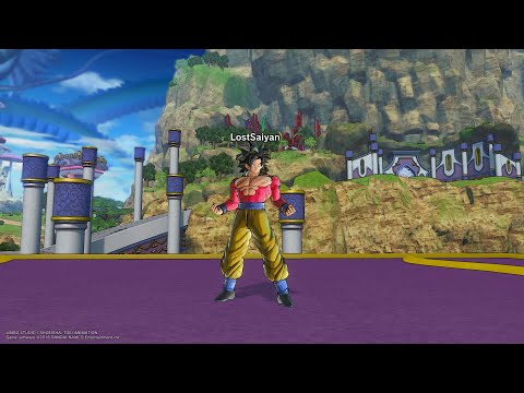 HOW TO GET SSJ4 COSTUME| TUTORIAL|Dragon Ball Xenoverse 2