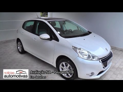 Peugeot 208 – Detalhes – NoticiasAutomotivas.com.br