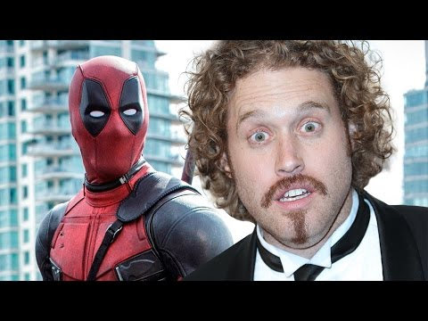 DEADPOOL Movie Lines Too Offensive For Film