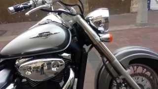 10. Suzuki Boulevard c50 o 800 cc año 2006