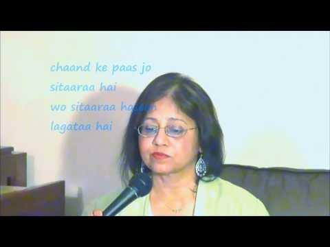 Video chand ke pas jo sitara hai  - Nida Fazli - Usha Khanna download in MP3, 3GP, MP4, WEBM, AVI, FLV January 2017