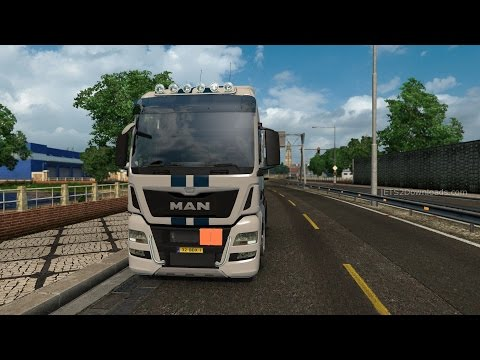MAN TGX and TGX Euro 6 Reworked (1.22.x)