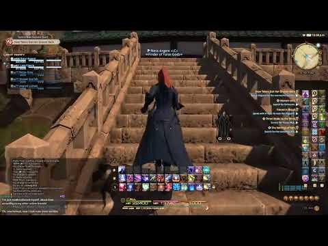 [12-02-2017] Final Fantasy XIV - God Aardvark