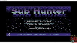 Sub Hunter (Commodore 64 Emulated) by ILLSeaBass