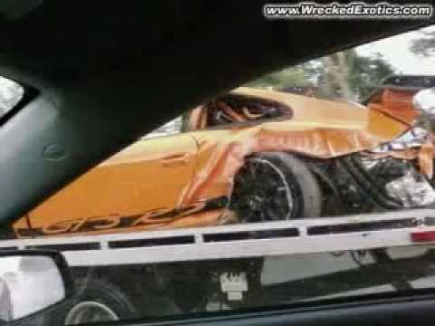exotic car crash compilation
