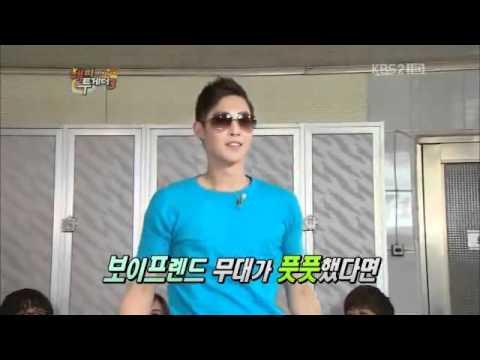 110623 Kim Hyun Joong Dance Cut