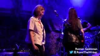 "Rockinhaim (Haim+Parents), ""Mustang Sally"" - San Francisco, April 9, 2014"