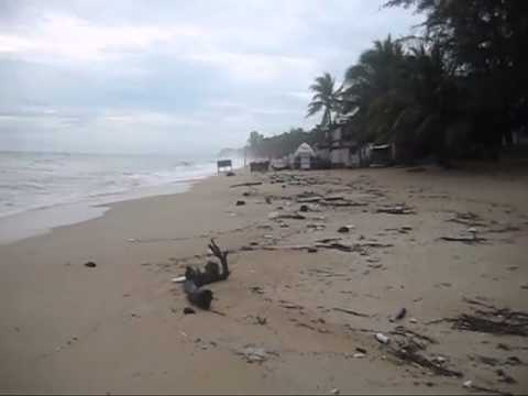 Stormy Weather in Ko Samui – Thailand
