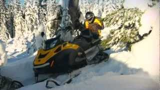 6. 2014 Ski-Doo Skandic and Tundra