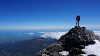 Mount Taranaki New Zealand  City new picture : New Zealand Roadtrip: Climbing Mount Taranaki Summit Climb HD
