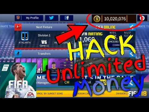 FIFA 18 Mobile Soccer Apk Mod 8.3.00 Hack & Cheats Download Android [No Root] (2018 Mod Money)