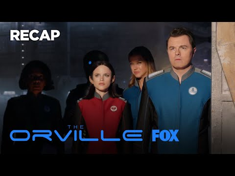 Mission: If Stars Should Appear   Season 1 Ep. 4   THE ORVILLE