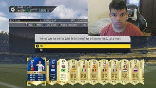 THE WORST DISCARD PACKS IN FIFA!!  This is going to be the unluckiest discard packs you will ever see on fifa ft Messi , Ronaldo , Pele and more TOTS Cards. Some of the craziest no look discard packs every youtuber has seen such as Wroetoshaw (w2s) , anesongib , finch , jmx and more.Get Snupps & follow me (TheRealSMA)  - https://snupps.com/THE WORST DISCARD PACKS IN THE WHOLE OF FIFA!! - https://www.youtube.com/watch?v=uqYRc1yLKh0So yeah today this is the craziest dicard packs in the world , wishing this was fake packs , but not the top 10 fake packs in fifa. I wished I could play fifa 18 early with footballers new player ratings on fifa 18. Check Out My Social Media Instagram - http://instagram.com/TheRealSMATwitter - https://twitter.com/TheRealSMATwitch - http://www.twitch.tv/TheRealSMABusiness Email -  TheRealSMABusiness@gmail.comMore Videos From TheRealSMA THE GREATEST FIFA 17 - FIFA 09 PACK OPENINGS IN THE HISTORY OF FIFA !! -  https://www.youtube.com/watch?v=H_X3LOVqc9IMY MUM PACKS THE BEST LEGENDS IN A 10 MILLION COIN PACK - FIFA 16 PACK OPENING  - https://www.youtube.com/watch?v=5krUZZj_x28THE 197 RATED FUT DRAFT?? - THE TOP 20 FUT DRAFTS IN THE HISTORY OF FIFA  - https://www.youtube.com/watch?v=HRv0eGyaBYI