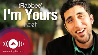 Video Raef - [Rabbee] I'm Yours (Jason Mraz Cover) MP3, 3GP, MP4, WEBM, AVI, FLV November 2017