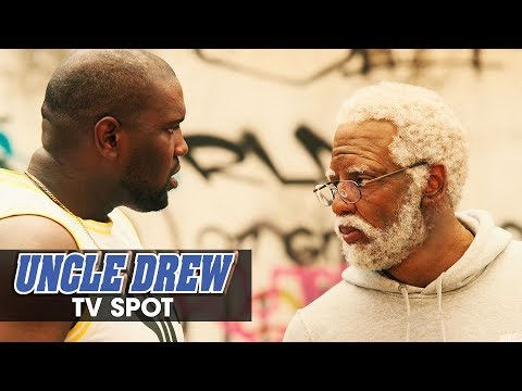 "Uncle Drew (2018 Movie) Official TV Spot ""Biggest"" – Kyrie Irving, Shaq, Lil Rel, Tiffany Haddish"