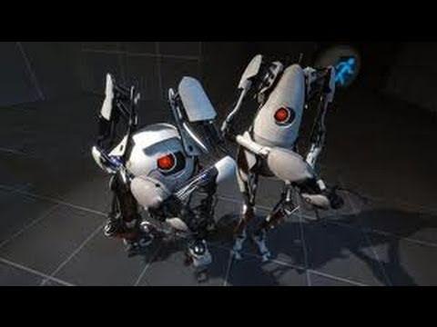 preview-GameZone\'s Portal 2 Walkthrough Part 2 (Game Zone)