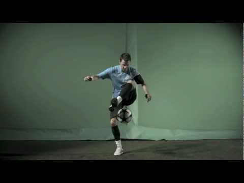 Billy Wingrove - Learn Football Freestyle Trick - T.A.T.W