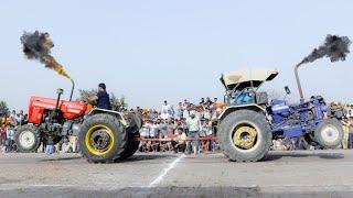 Tractor Tochan Sawraj 855 vs Farmtrac 60