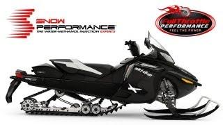 10. 2011 Ski-Doo 1200 Renegade 4Tec Turbo Teaser