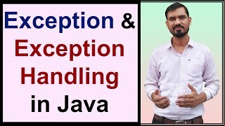 Exception Handling in Java by Deepak (Hindi)