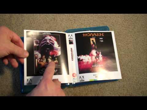 Inferno Blu Ray-Arrow Video