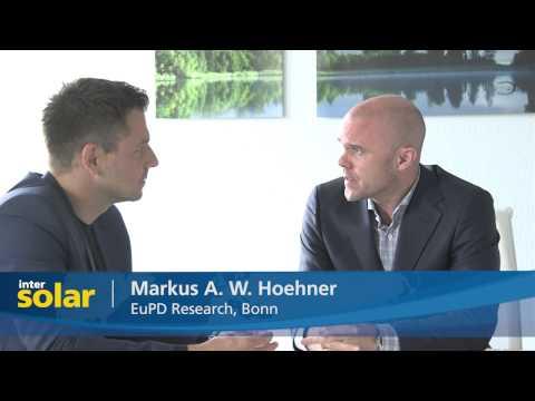 Die Solarbranche im Wandel -- IntersolarTV aus Bonn