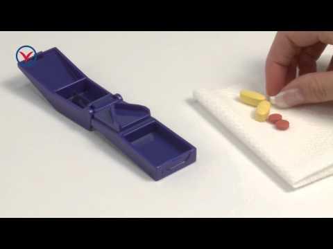 Tablettenteiler - Praktische Zerkleinerungshilfe