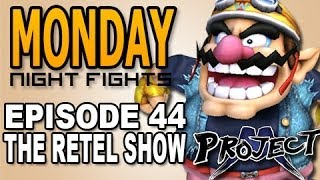 Monday Night Fights features Project M!
