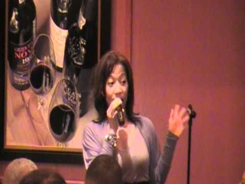 Vanessa Fraction rips SMART SET luncheon.: Phat Comedy 2010