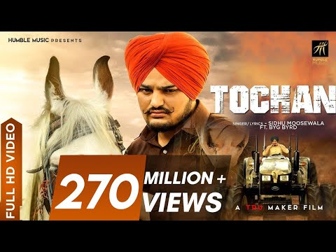 Tochan (full Video) | Sidhu Moosewala | Byg Byrd | Sonia Maan | Humble Music