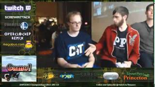 Mango presents: The History of M2K-PPMD Awful Handshakes