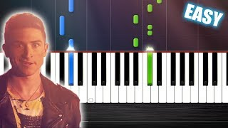 WALK THE MOON - Shut Up And Dance - EASY Piano Tutorial Ноты и М�Д� (MIDI) можем выслать Вам (Sheet