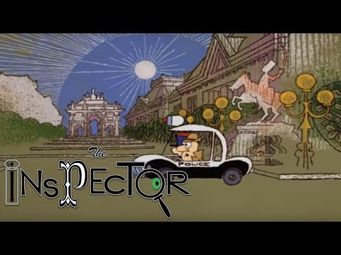 Plastered in Paris | Pink Panther Cartoons | The Inspector - Thời lượng: 6 phút, 1 giây.