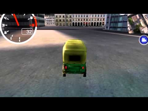 Video of Tuk Tuk Rikshaw Driving Sim