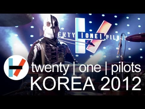 twenty one pilots: Korea 2012