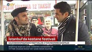 Gaziosmanpaşa'da Kestane Festivali Coşkusu - Ntv