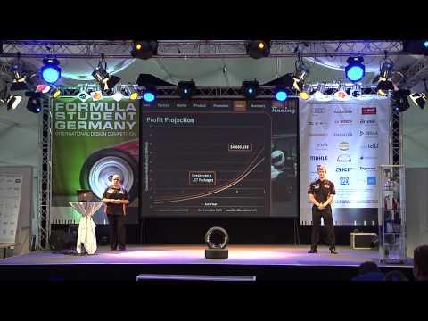 FSG 2012 – Business Plan Presentation (Finals)