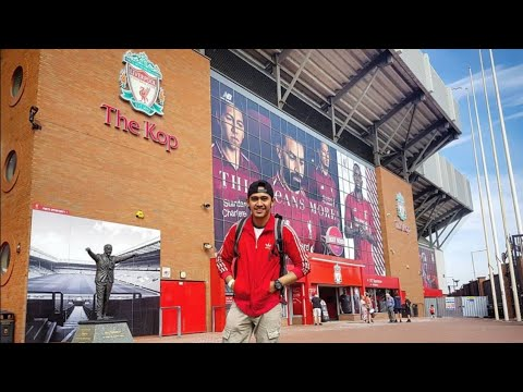ANFIELD STADIUM TOUR | LIVERPOOL FC
