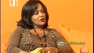 Jossy In Z House Show - Interview With Singer Aster Kebede