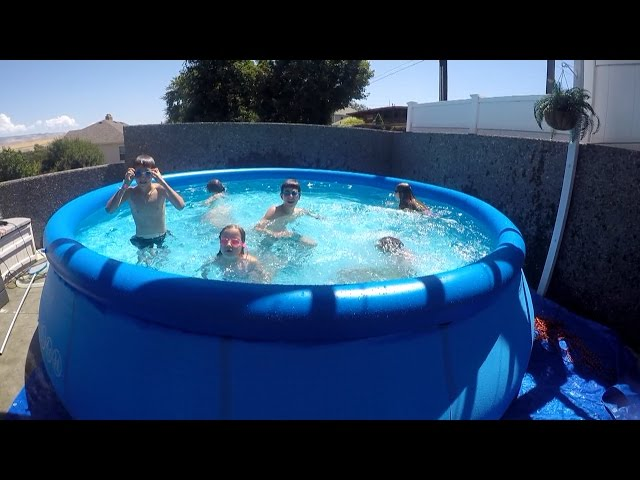 How To Set Up A Swimming Pool Filter Pump
