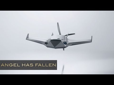 "Angel Has Fallen (2019 Movie) ""Better Tomorrow"" — Gerard Butler"